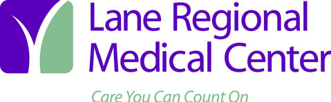 Lane Regional Medical Center Logo Care You Can Count On